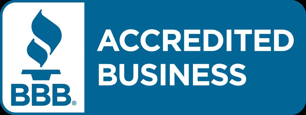 Better Business Bureau accreditation seal