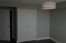Interior doors and trim installation